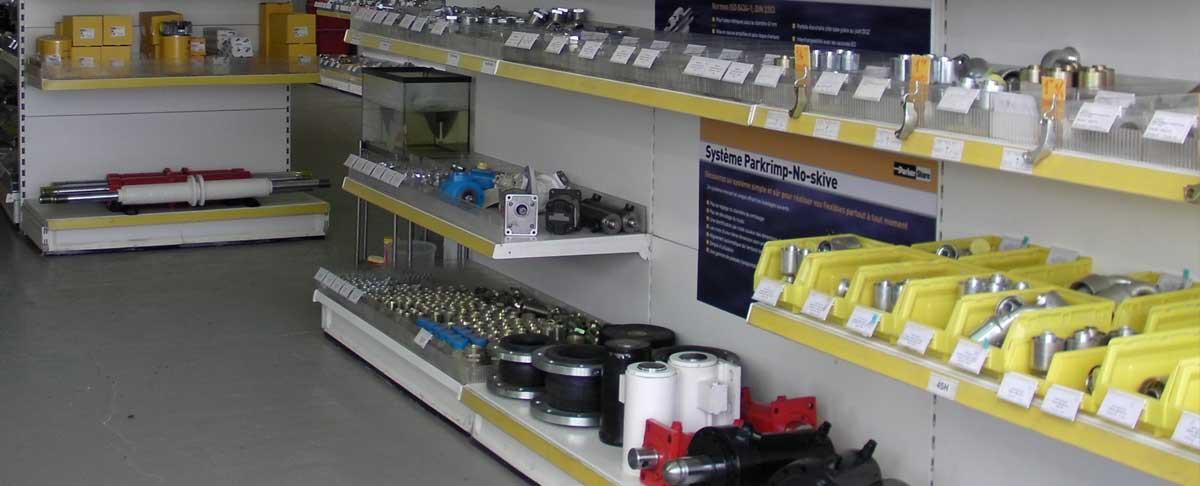 Magasin Parket Store Monterault/Yonne pour l'IDF
