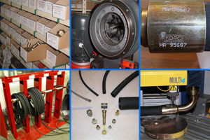 réparation de flexibles hydrauliques