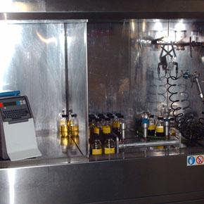 analyse huile hydraulique