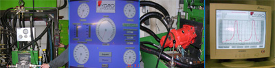 tableau acquisition hydraulique